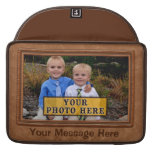 PHOTO MacBook Cover Personalized Macbook Pro Cases Sleeve For MacBooks