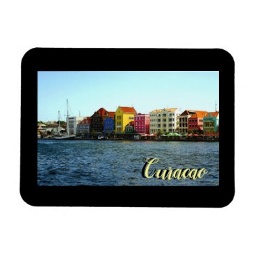 Photo Magnet Curacao Picture