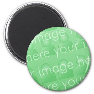 Photo Magnet - Round