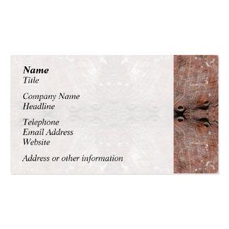 Photo-manipulation Sea Shell Business Card