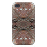 Photo-manipulation Sea Shell. iPhone 4 Cover