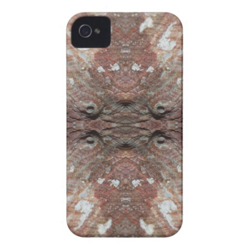 Photo-manipulation Sea Shell. iPhone 4 Covers