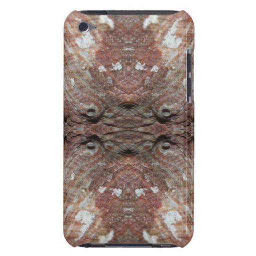 Photo-manipulation Sea Shell. iPod Touch Cases