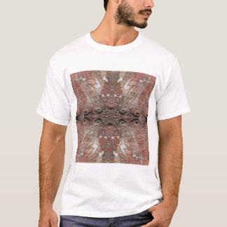 Photo-manipulation Sea Shell. T-Shirt
