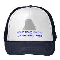 Photo & Message Hat