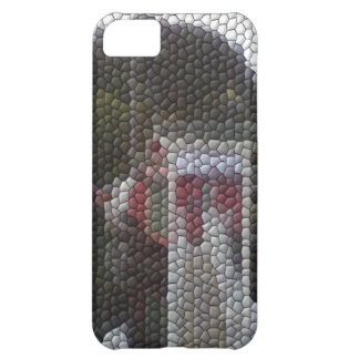 Photo mosaic case for iPhone 5C