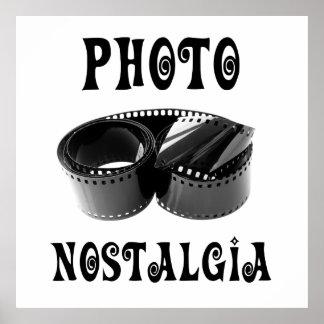 Photo nostalgia posters