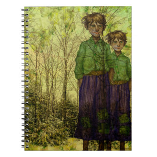 Photo Notebook-Digress and Explore Spiral Notebook