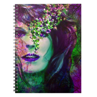 Photo Notebook-The Paradox Spiral Notebook