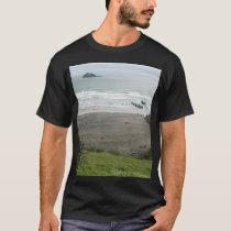 Photo of a beach. T-Shirt