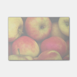 Photo of a Bushel Of Ripening Apples Post-it Notes