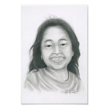 Art Themed Photo of a Cambodian Girl 3 by Vannak Anan Prum