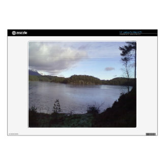"Photo of a Small Lake 14"" Laptop Skins"