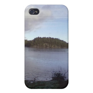 Photo of a Small Lake Cases For iPhone 4