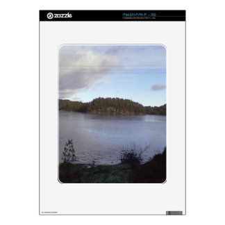 Photo of a Small Lake Skins For iPad