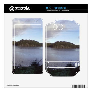 Photo of a Small Lake HTC Thunderbolt Skins