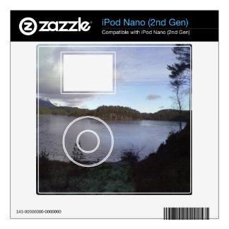 Photo of a Small Lake iPod Nano Skin