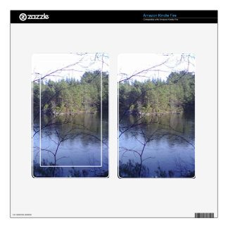Photo of a small Lake Skins For Kindle Fire
