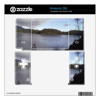 Photo of a Small Lake Nintendo DSi Decals
