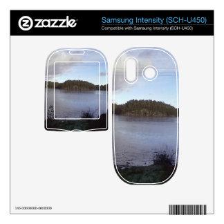 Photo of a Small Lake Samsung Intensity II Skin