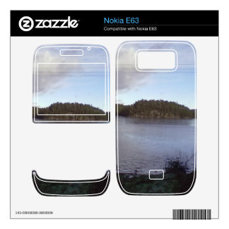Photo of a Small Lake Decals For The Nokia E63