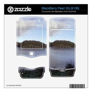 Photo of a Small Lake BlackBerry Skin