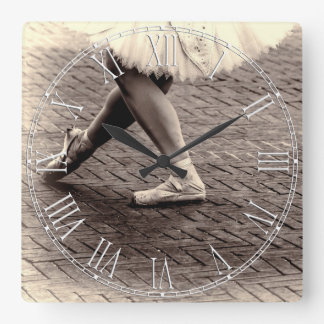 Photo of Ballet Slippers Clock