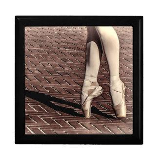Photo of Ballet Slippers Keepsake Box