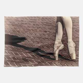 Photo of Ballet Slippers Hand Towel
