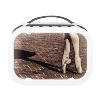 Photo of Ballet Slippers Yubo Lunchbox