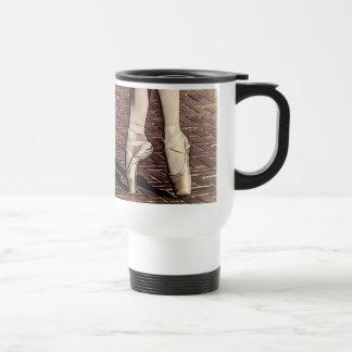 Photo of Ballet Slippers 15 Oz Stainless Steel Travel Mug