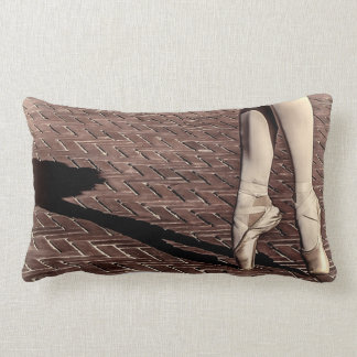Photo of Ballet Slippers Throw Pillows