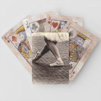 Photo of Ballet Slippers Bicycle Card Decks