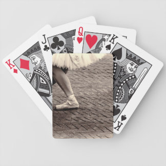 Photo of Ballet Slippers Playing Cards