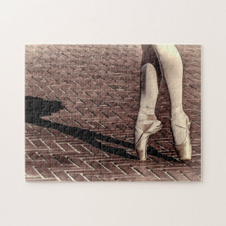 Photo of Ballet Slippers Puzzle