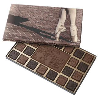 Photo of Ballet Slippers 45 Piece Assorted Chocolate Box