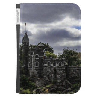 Photo of Belvedere Castle, New York's Central Park Kindle 3 Case