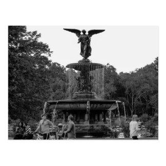 Photo of Bethesda Fountain, Central Park Postcard