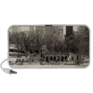Photo of Bethesda Terrace/Fountain, Central Park iPod Speakers