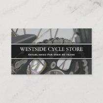 Photo of Bike Chain - Business Card