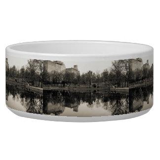 Photo of Central Park Landscape Dog Bowls
