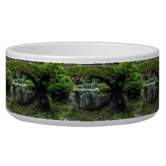 Photo of Central Park Landscape Dog Food Bowls