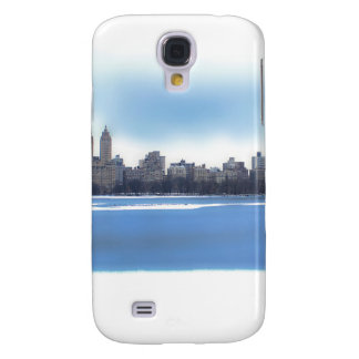 Photo of Central Park Winter Landscape Samsung Galaxy S4 Case