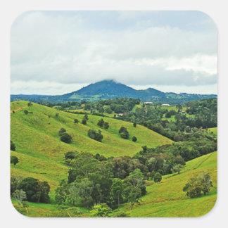 Photo of Cooroy Mountain, Queensland; Australia Stickers