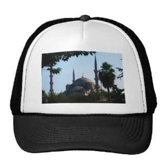 Photo of Hagia Sophia in Constantinople Trucker Hat