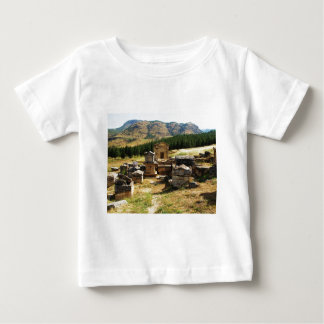 Photo of Hierapolis Necropolis Tumuli, sarcophagi Baby T-Shirt