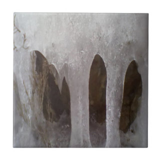Photo of ice tile