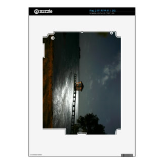 Photo of Moonlit Belize Cabana Skin For The iPad 2