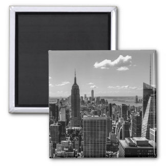 Photo of New York City with Empire State Building Fridge Magnets