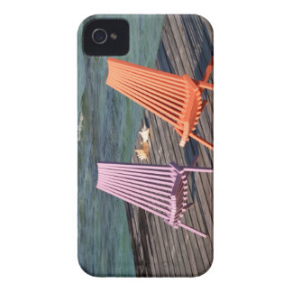 Photo of seaside chairs Case-Mate iPhone 4 case